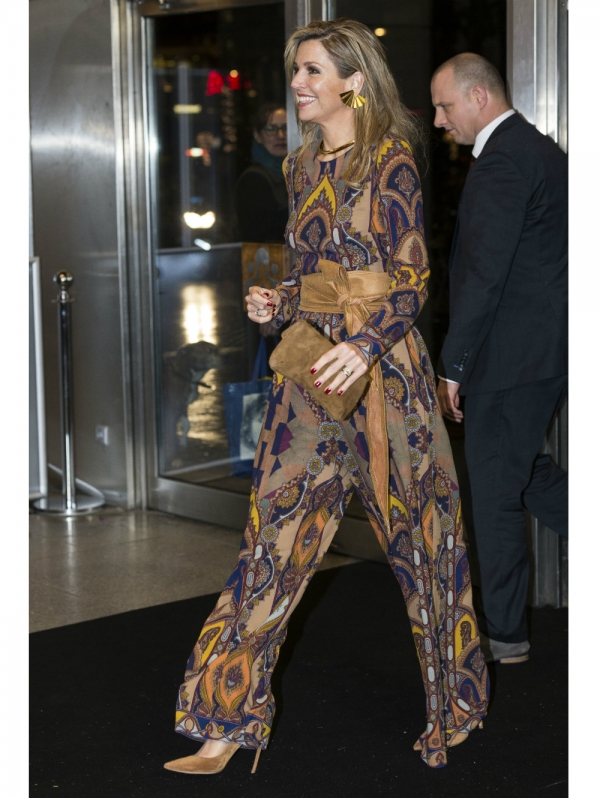 Jumpsuit Etro International Fim Festival