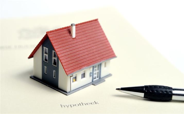 hypotheek lager dan waarde huis