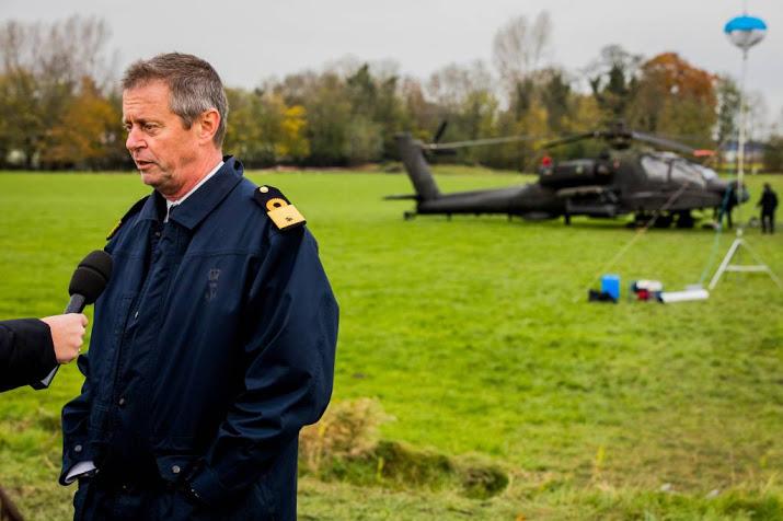 OVV: officieel onderzoek ongeluk Apache.