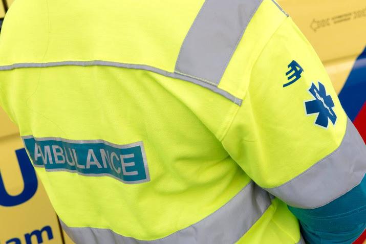 Motorrijder overleden bij ongeval in Hellendoorn.