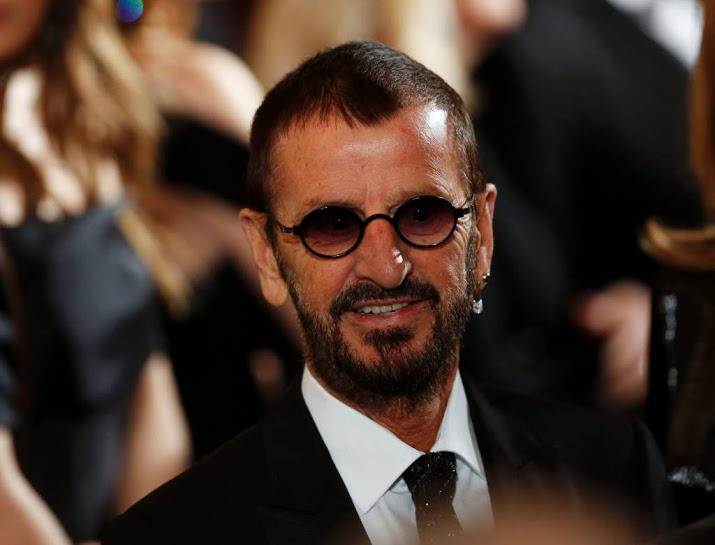 Ringo Starr Tot