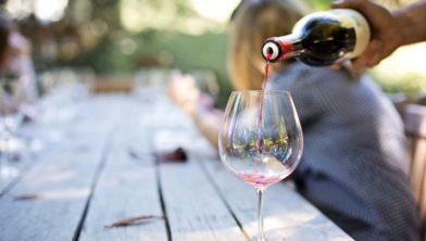is wijn goed voor je