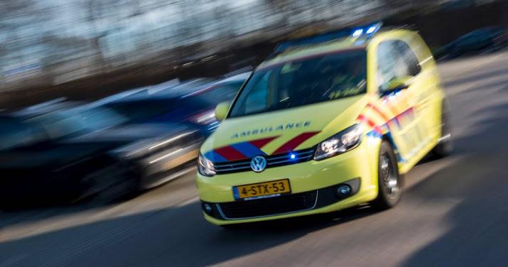 Kinderen gewond door ongeval met schoolbusje.