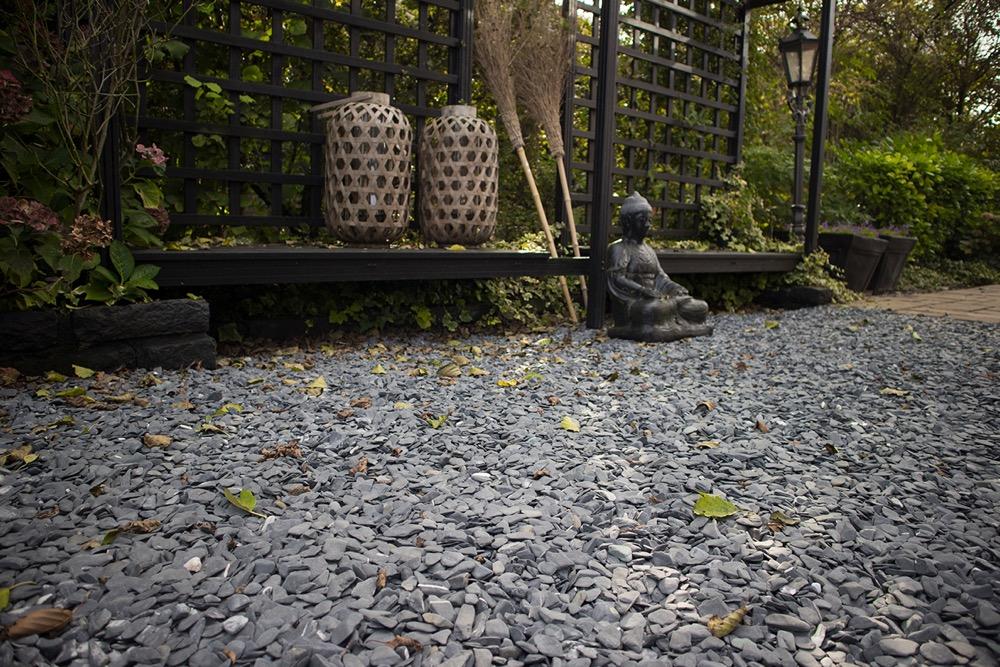Tuin Met Grind : Tuinliefhebbers opgelet grind is dé nieuwe trend van nieuws