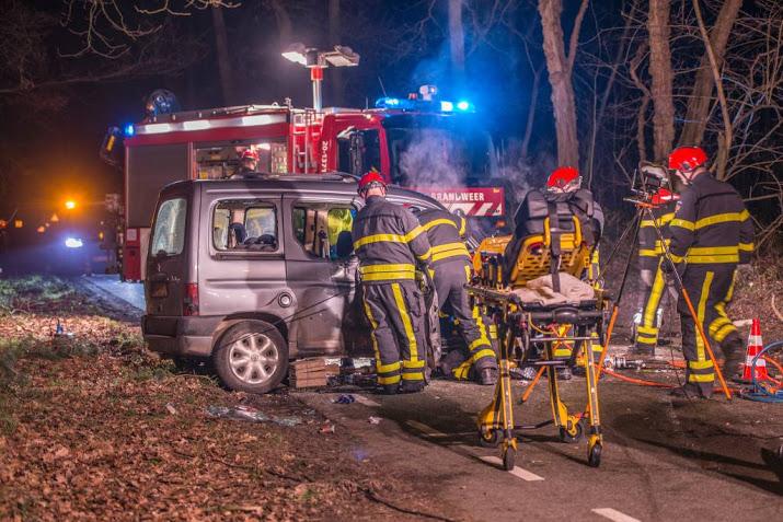 Dode en gewonde bij ongeluk Bergen op Zoom.