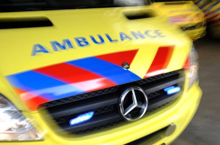 Dode door ongeval in Oudesluis.