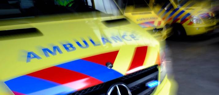 Dodelijk ongeval in mist Winschoten.
