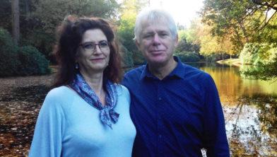 Robert en zijn vrouw