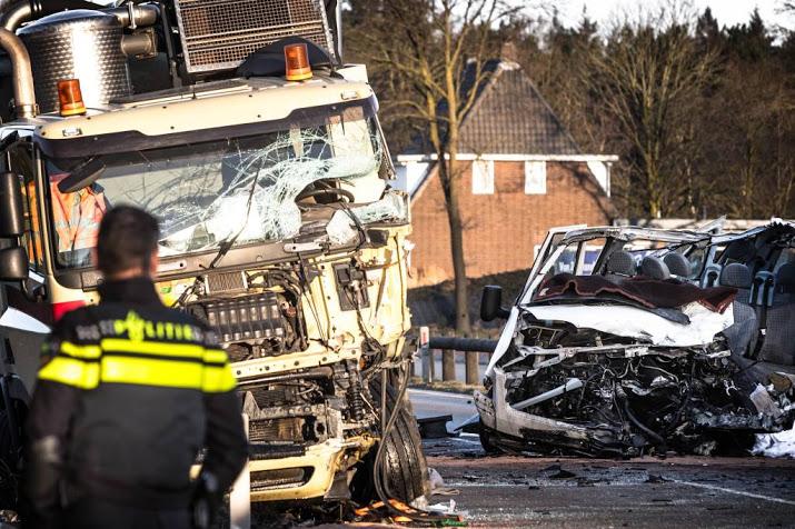 Oorzaak ongeval met 5 doden blijft ongewis.