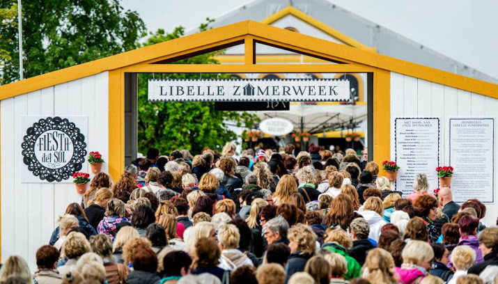 Libelle Zomerweek In Discosfeer