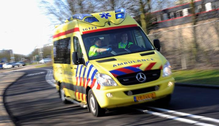 Jongen omgekomen door ongeval op de A59.