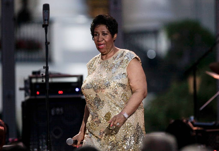Image Result For Aretha Franklin Overleden
