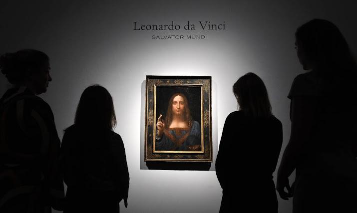 Salvator Mundi Van Leonardo Da Vinci >> Da Vinci's 'Salvator Mundi' nog niet te zien - Nieuws.nl