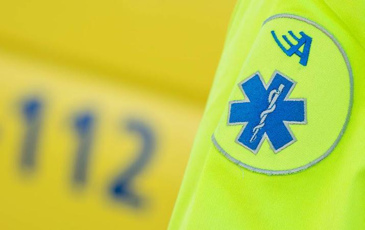 Man overleden bij scooterongeluk Zaandam.