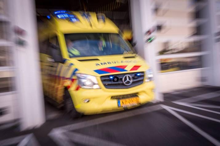 Nederlandse gewonden bij ongelukken Duitsland.