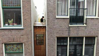 Bedsteeg in Amsterdam