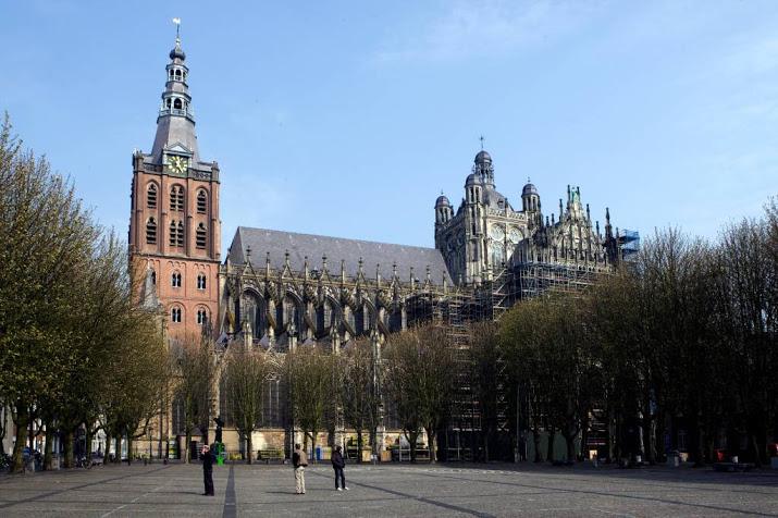 Nieuw dak voor Sint-Jan in Den Bosch - Nieuws.nl