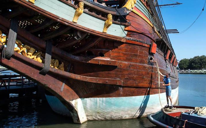 Historische scheepswerf De Delft failliet - Nieuws.nl