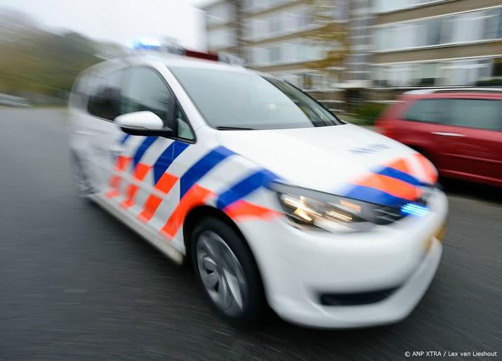 Zeven gewonden door ongeluk Zoeterwoude.
