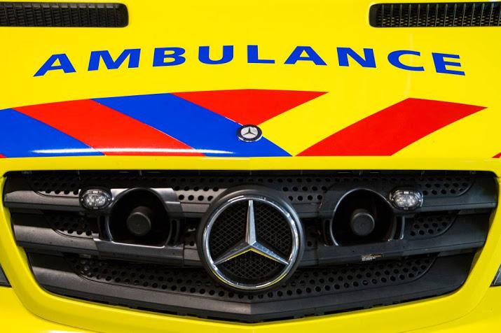 Motorrijder overlijdt door ongeval Den Haag.