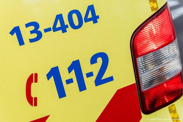 Drie gewonden bij aanrijding Vlissingen.