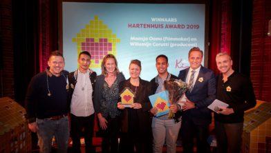 Uitreiking Hartenhuis Award