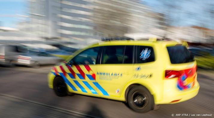 Man overlijdt na ongeluk op A50.