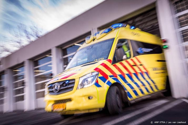 Twee doden door ongeval Hooghalen.