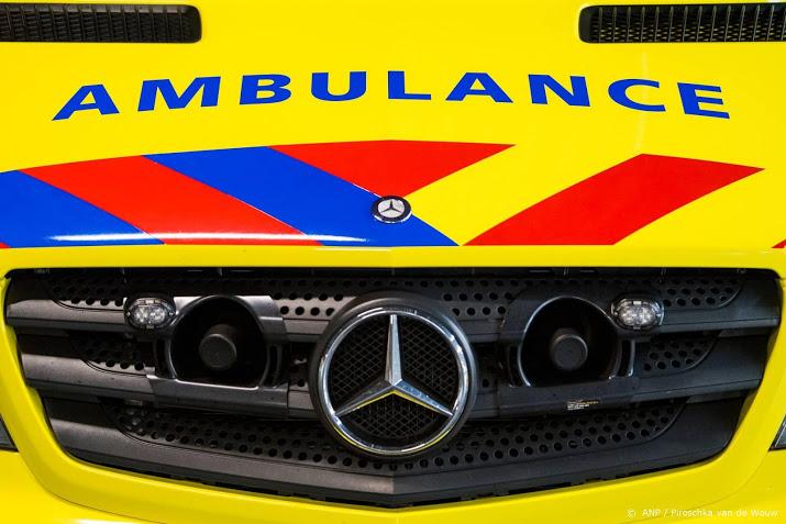 Negen gewonden door aanrijding in Eindhoven.