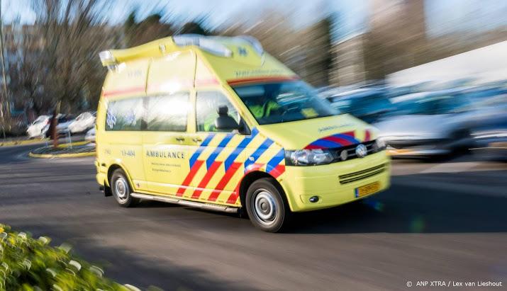 Dodelijk verkeersongeluk op Markerwaarddijk.