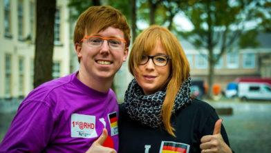Vandaag Is Rood In Tilburg Op Redhead Days Nieuws Nl