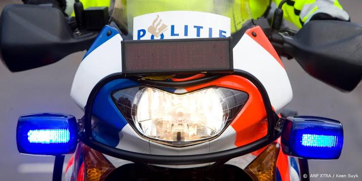 Twee zwaargewonden door aanrijding Amsterdam.