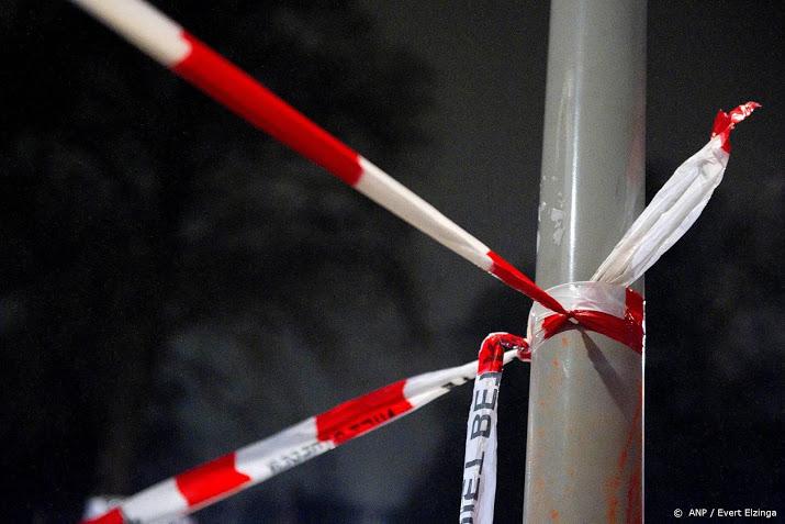 Bestuurder komt om door ongeval Veendam.