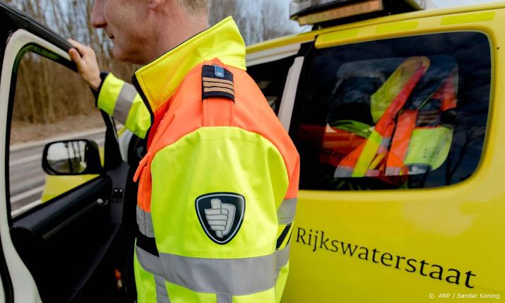 A12 bij Woerden weer vrij na ongeval.