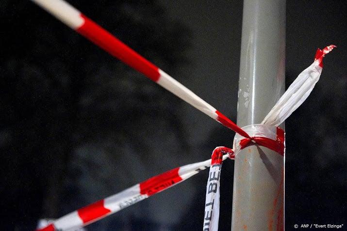 Aangereden fietser in Amsterdam overleden.