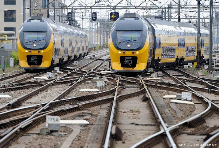 Treinenloop Delft-Rotterdam weer op gang na dodelijk ongeluk.