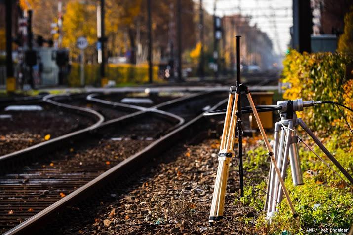 Machinist omgekomen door treinongeval Hooghalen.