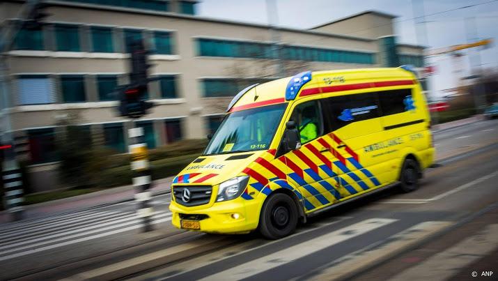 Motorrijder overlijdt door ongeval bij Hooghalen.