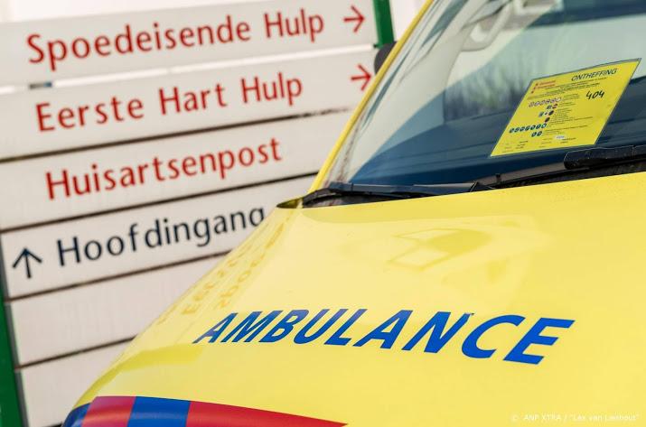 Vijf mensen gewond bij verkeersongeval op de A73.