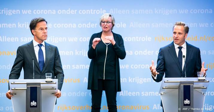 Persconferentie Rutte En De Jonge Trekt 3,5 Miljoen