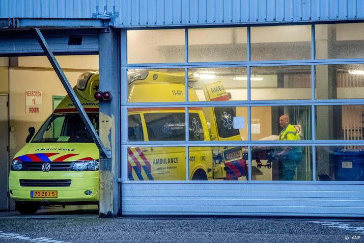 Ernstig gewonde door ongeval op kartbaan in Uden.