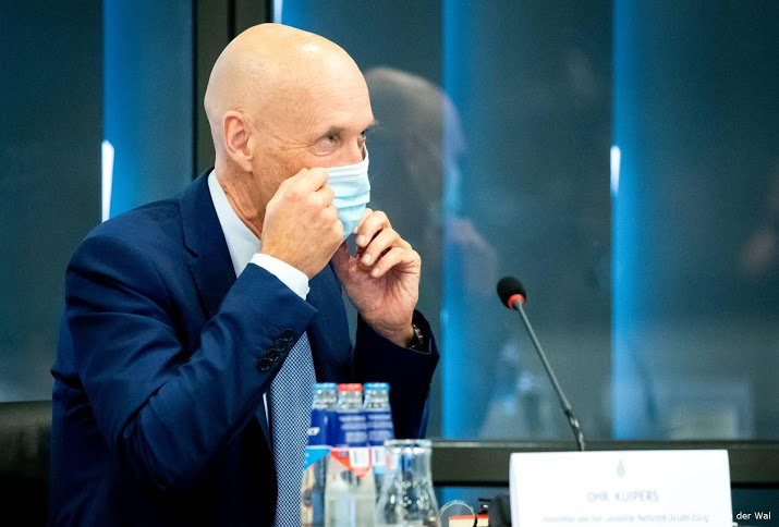 Nieuwe update over coronadrukte in ziekenhuizen - Nieuws.nl