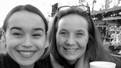 Robin Haurissa en Mariska Majoor