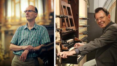 Pieter van Dijk (l) en Frank van Wijk (r)