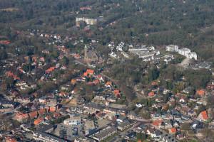 Luchtfoto 5 Nieuwe Kerk