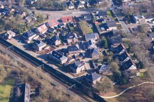 Luchtfoto Akkermaalshout