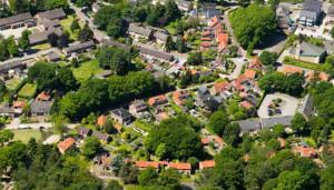 Luchtfoto Oost RK Kerk2