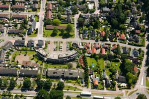 Luchtfoto Tijmlaan