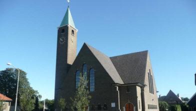 De Nieuwe Kerk aan de Horsterweg 40.