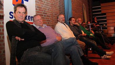 Het ondernemersdebat in 2014.